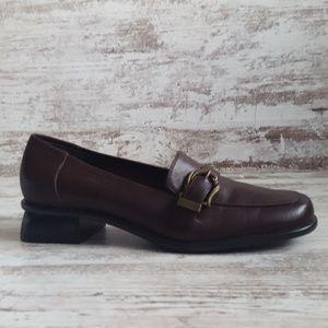 🔵NWOT Liz Claiborne Leather Office Loafer
